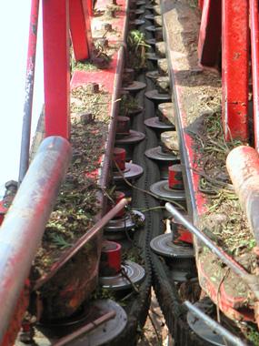 correa para maquinas agrícolas