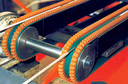 standard conveyor belt
