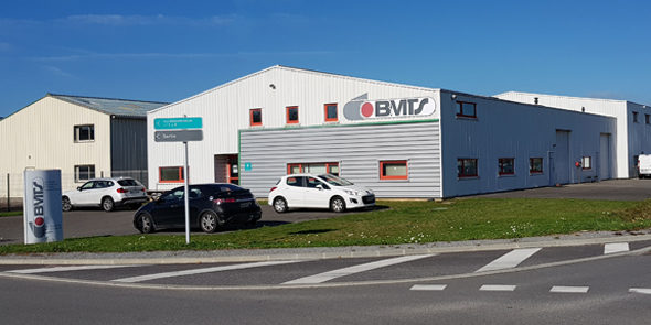 Photo du bâtiment BMTS