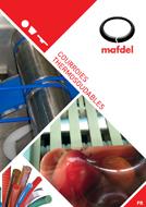 Couverture du catalogue Courroies Mafdel