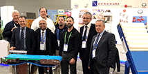 Picture of MAFDEL and DERCO USA at IPPE exhibition