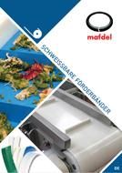 Schweissbare förderbänder katalog
