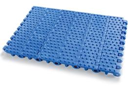 banda modular superficie de contacto reducida